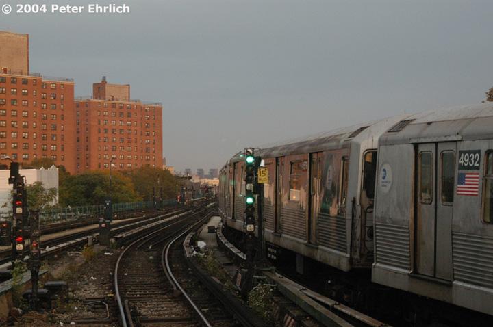 (130k, 720x478)<br><b>Country:</b> United States<br><b>City:</b> New York<br><b>System:</b> New York City Transit<br><b>Location:</b> East New York Yard/Shops<br><b>Car:</b> R-42 (St. Louis, 1969-1970)  4579 <br><b>Photo by:</b> Peter Ehrlich<br><b>Date:</b> 10/27/2004<br><b>Viewed (this week/total):</b> 0 / 4575