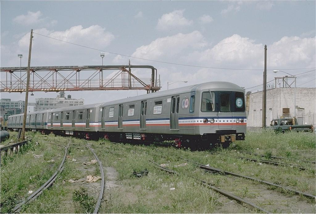 (249k, 1024x693)<br><b>Country:</b> United States<br><b>City:</b> New York<br><b>System:</b> New York City Transit<br><b>Line:</b> South Brooklyn Railway<br><b>Location:</b> Bush Terminal/New York Dock RR - 1st Ave & 51st (BTRR)<br><b>Car:</b> R-46 (Pullman-Standard, 1974-75) 680 <br><b>Photo by:</b> Gerald H. Landau<br><b>Collection of:</b> Joe Testagrose<br><b>Date:</b> 6/27/1976<br><b>Viewed (this week/total):</b> 1 / 3389