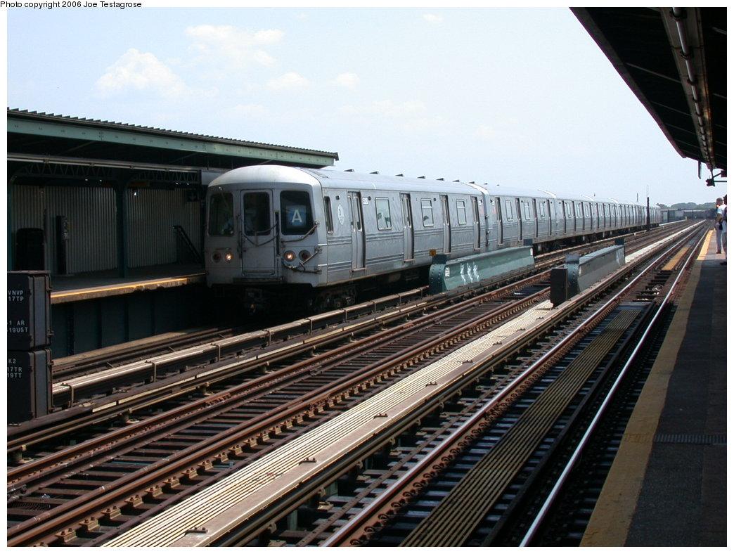 (215k, 1044x788)<br><b>Country:</b> United States<br><b>City:</b> New York<br><b>System:</b> New York City Transit<br><b>Line:</b> IND Fulton Street Line<br><b>Location:</b> 88th Street/Boyd Avenue <br><b>Route:</b> A<br><b>Car:</b> R-44 (St. Louis, 1971-73) 5320 <br><b>Photo by:</b> Joe Testagrose<br><b>Date:</b> 7/17/2004<br><b>Viewed (this week/total):</b> 0 / 3245