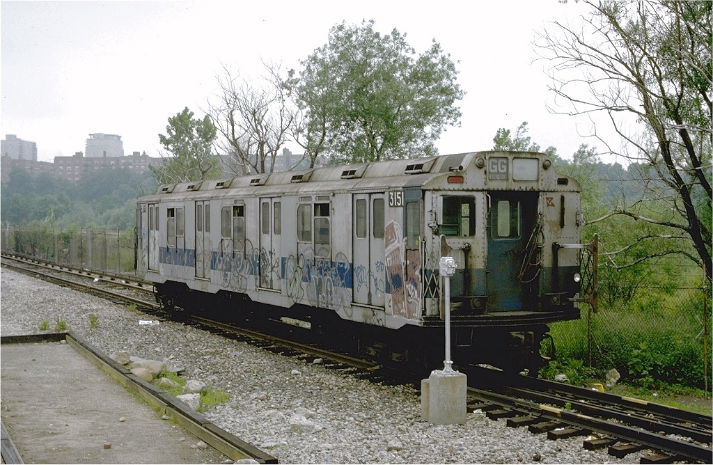 (256k, 1024x668)<br><b>Country:</b> United States<br><b>City:</b> New York<br><b>System:</b> New York City Transit<br><b>Location:</b> Jamaica Yard/Shops<br><b>Car:</b> R-10 (American Car & Foundry, 1948) 3151 <br><b>Photo by:</b> Ed McKernan<br><b>Collection of:</b> Joe Testagrose<br><b>Date:</b> 6/7/1978<br><b>Viewed (this week/total):</b> 0 / 6197