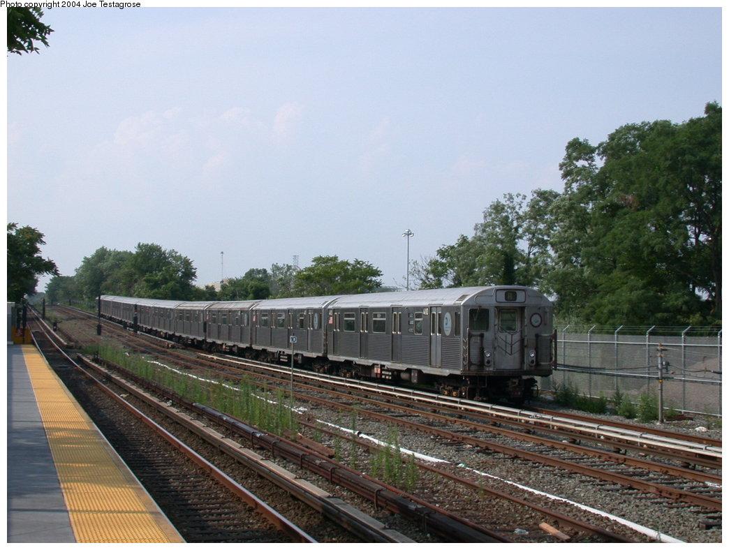 (202k, 1044x788)<br><b>Country:</b> United States<br><b>City:</b> New York<br><b>System:</b> New York City Transit<br><b>Line:</b> IND Rockaway<br><b>Location:</b> Howard Beach <br><b>Route:</b> A<br><b>Car:</b> R-38 (St. Louis, 1966-1967)  4110 <br><b>Photo by:</b> Joe Testagrose<br><b>Date:</b> 7/17/2004<br><b>Viewed (this week/total):</b> 0 / 3803