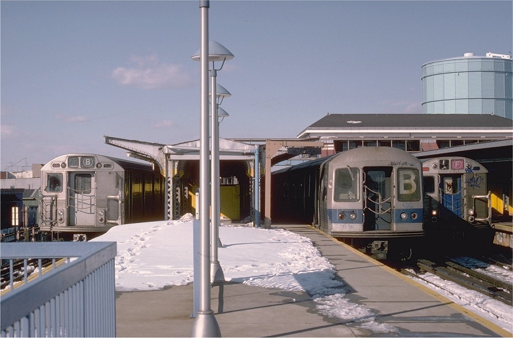 (170k, 1024x675)<br><b>Country:</b> United States<br><b>City:</b> New York<br><b>System:</b> New York City Transit<br><b>Location:</b> Coney Island/Stillwell Avenue<br><b>Route:</b> B<br><b>Car:</b> R-42 (St. Louis, 1969-1970)  4619 <br><b>Photo by:</b> Joe Testagrose<br><b>Date:</b> 2/12/1978<br><b>Viewed (this week/total):</b> 0 / 5265