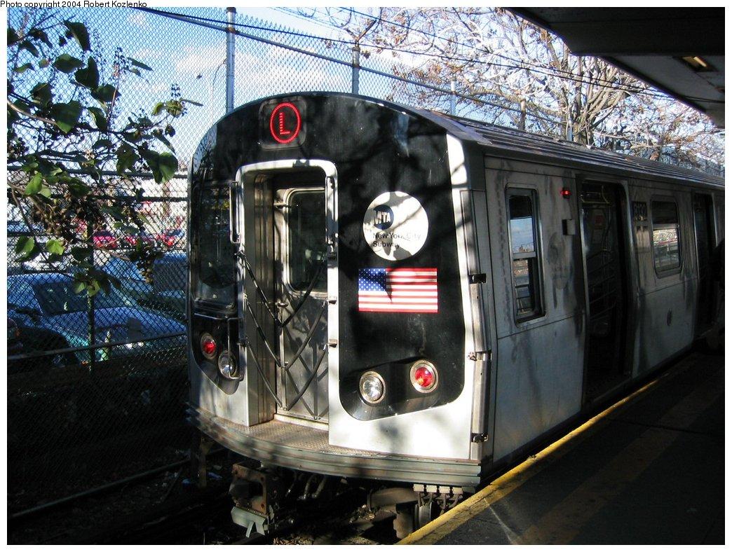(227k, 1044x788)<br><b>Country:</b> United States<br><b>City:</b> New York<br><b>System:</b> New York City Transit<br><b>Line:</b> BMT Canarsie Line<br><b>Location:</b> Rockaway Parkway <br><b>Route:</b> L<br><b>Car:</b> R-143 (Kawasaki, 2001-2002) 8132 <br><b>Photo by:</b> Robert Kozlenko<br><b>Date:</b> 11/26/2004<br><b>Viewed (this week/total):</b> 1 / 3403