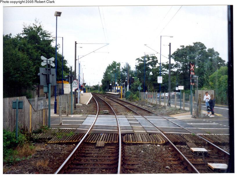 (153k, 820x609)<br><b>Country:</b> United Kingdom<br><b>City:</b> Newcastle<br><b>System:</b> Tyne & Wear Metro<br><b>Location:</b> Bank Foot <br><b>Photo by:</b> Robert Clark<br><b>Date:</b> 8/10/2004<br><b>Viewed (this week/total):</b> 1 / 2428