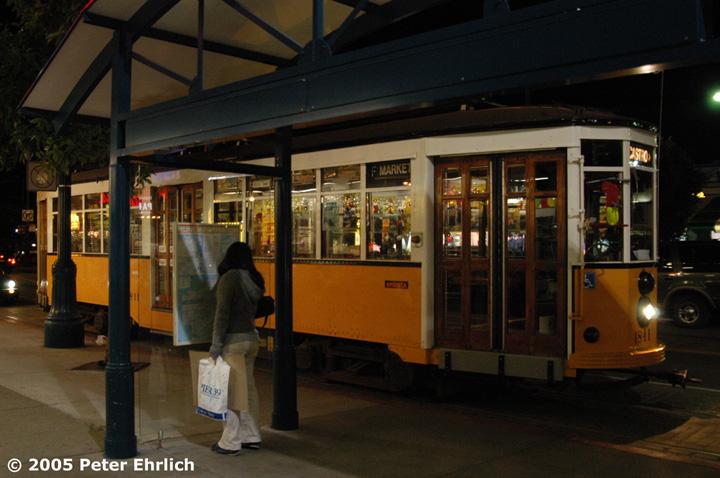 (139k, 720x478)<br><b>Country:</b> United States<br><b>City:</b> San Francisco/Bay Area, CA<br><b>System:</b> SF MUNI<br><b>Location:</b> Jones/Beach <br><b>Car:</b> Milan Milano/Peter Witt (1927-1930)  1811 <br><b>Photo by:</b> Peter Ehrlich<br><b>Date:</b> 12/17/2004<br><b>Viewed (this week/total):</b> 0 / 710
