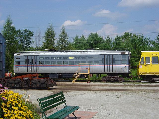 (126k, 640x480)<br><b>Country:</b> Canada<br><b>City:</b> Toronto<br><b>System:</b> Halton County Radial Railway <br><b>Car:</b> CTA 1-50 Series 48 <br><b>Photo by:</b> Michael Tricarico<br><b>Date:</b> 8/16/2004<br><b>Viewed (this week/total):</b> 0 / 2605
