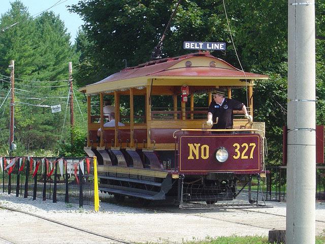 (146k, 640x480)<br><b>Country:</b> Canada<br><b>City:</b> Toronto<br><b>System:</b> Halton County Radial Railway <br><b>Car:</b>  327 <br><b>Photo by:</b> Michael Tricarico<br><b>Date:</b> 8/16/2004<br><b>Viewed (this week/total):</b> 3 / 3071