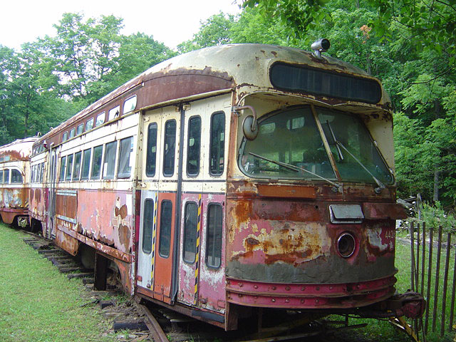 (152k, 640x480)<br><b>Country:</b> Canada<br><b>City:</b> Toronto<br><b>System:</b> Halton County Radial Railway <br><b>Car:</b> PCC (TTC Toronto) 4426 <br><b>Photo by:</b> Michael Tricarico<br><b>Date:</b> 8/16/2004<br><b>Viewed (this week/total):</b> 6 / 2870