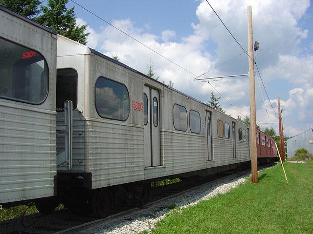 (103k, 640x480)<br><b>Country:</b> Canada<br><b>City:</b> Toronto<br><b>System:</b> Halton County Radial Railway <br><b>Car:</b>  5300 <br><b>Photo by:</b> Michael Tricarico<br><b>Date:</b> 8/16/2004<br><b>Viewed (this week/total):</b> 1 / 2322