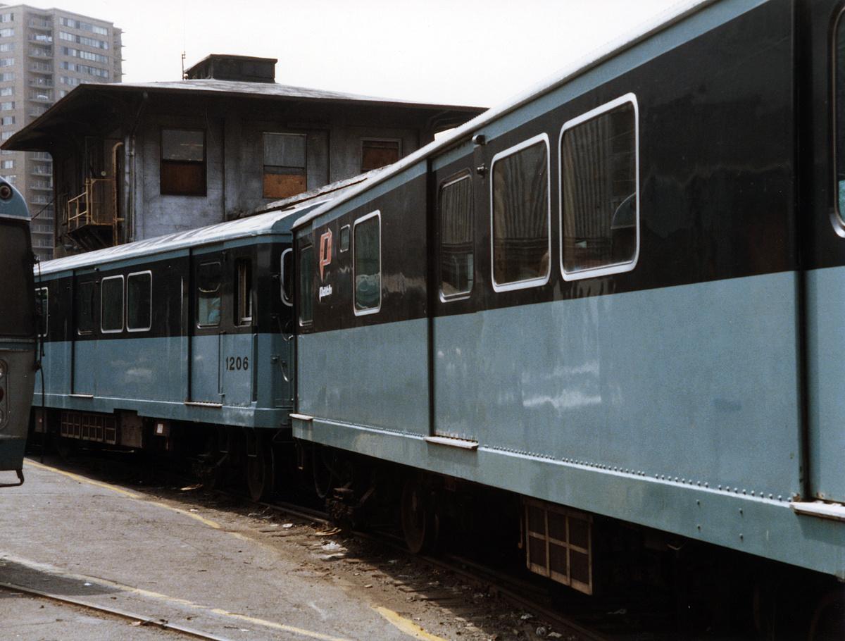 (399k, 1044x741)<br><b>Country:</b> United States<br><b>City:</b> Jersey City, NJ<br><b>System:</b> PATH<br><b>Location:</b> Henderson Yard <br><b>Car:</b> H&M/PATH K-class 1206 <br><b>Photo by:</b> David Boone<br><b>Collection of:</b> David Pirmann<br><b>Date:</b> 5/25/1987<br><b>Viewed (this week/total):</b> 0 / 3359
