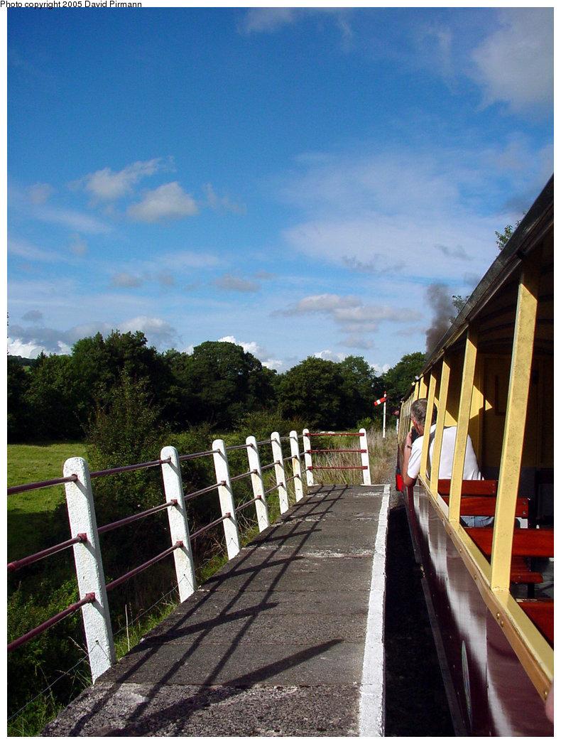 (227k, 790x1047)<br><b>Country:</b> United Kingdom<br><b>System:</b> Bala Lake Railway <br><b>Photo by:</b> David Pirmann<br><b>Date:</b> 9/5/2000<br><b>Viewed (this week/total):</b> 4 / 1442
