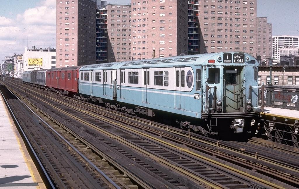 (256k, 1024x646)<br><b>Country:</b> United States<br><b>City:</b> New York<br><b>System:</b> New York City Transit<br><b>Line:</b> IRT West Side Line<br><b>Location:</b> 125th Street <br><b>Route:</b> 1<br><b>Car:</b> R-36 World's Fair (St. Louis, 1963-64) 9377 <br><b>Photo by:</b> Joe Testagrose<br><b>Date:</b> 5/21/1972<br><b>Viewed (this week/total):</b> 0 / 6746