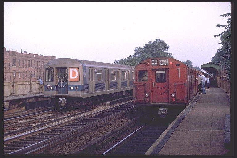 (79k, 768x512)<br><b>Country:</b> United States<br><b>City:</b> New York<br><b>System:</b> New York City Transit<br><b>Line:</b> BMT Brighton Line<br><b>Location:</b> Avenue M <br><b>Route:</b> QJ<br><b>Car:</b> R-27 (St. Louis, 1960)  8111 <br><b>Photo by:</b> Joe Testagrose<br><b>Date:</b> 6/24/1970<br><b>Viewed (this week/total):</b> 0 / 4488