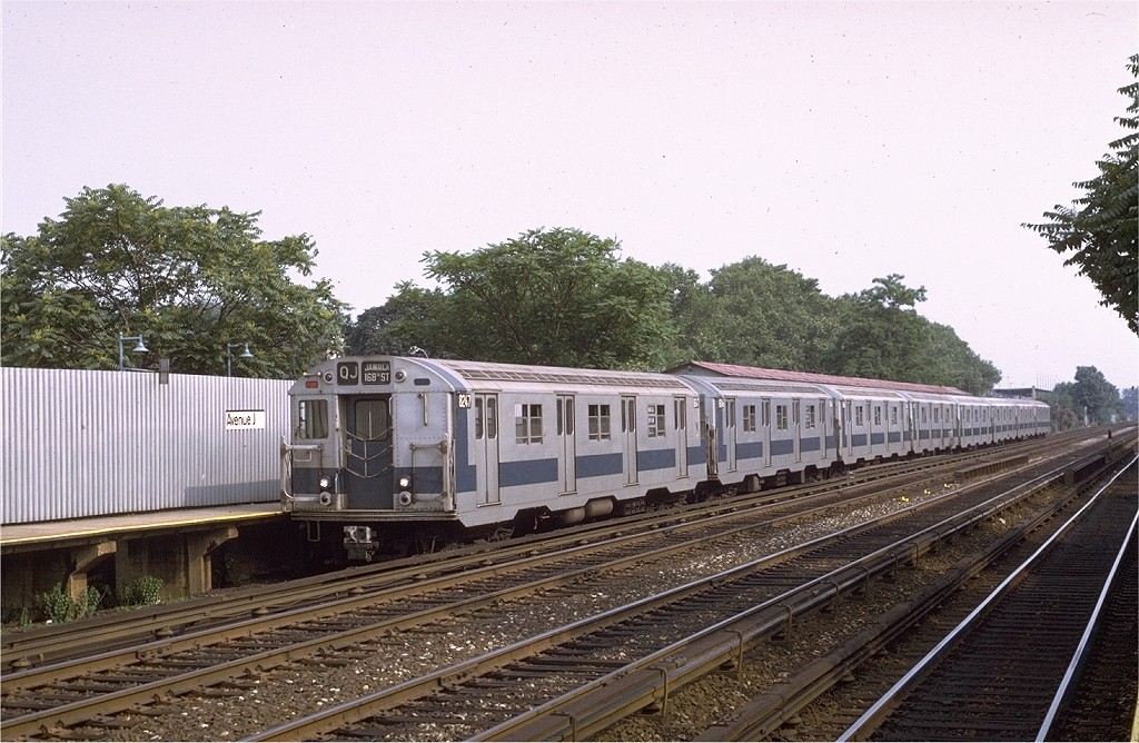 (223k, 1024x668)<br><b>Country:</b> United States<br><b>City:</b> New York<br><b>System:</b> New York City Transit<br><b>Line:</b> BMT Brighton Line<br><b>Location:</b> Avenue J <br><b>Route:</b> QJ<br><b>Car:</b> R-27 (St. Louis, 1960)  8247 <br><b>Photo by:</b> Joe Testagrose<br><b>Date:</b> 6/27/1972<br><b>Viewed (this week/total):</b> 2 / 3455