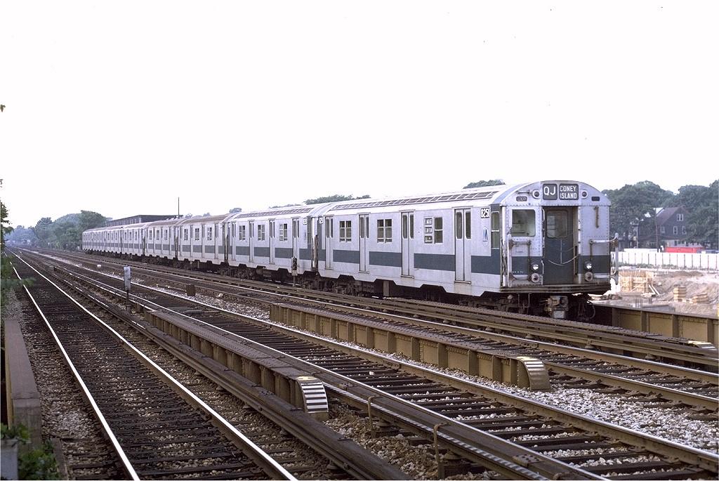 (212k, 1024x685)<br><b>Country:</b> United States<br><b>City:</b> New York<br><b>System:</b> New York City Transit<br><b>Line:</b> BMT Brighton Line<br><b>Location:</b> Avenue M <br><b>Route:</b> QJ<br><b>Car:</b> R-30 (St. Louis, 1961) 8251 <br><b>Photo by:</b> Joe Testagrose<br><b>Date:</b> 6/27/1972<br><b>Viewed (this week/total):</b> 0 / 4066