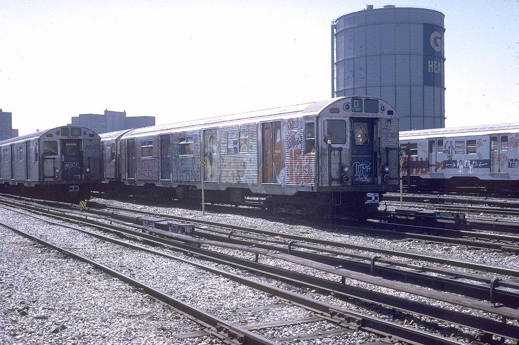 (281k, 1024x680)<br><b>Country:</b> United States<br><b>City:</b> New York<br><b>System:</b> New York City Transit<br><b>Location:</b> Coney Island Yard<br><b>Car:</b> R-32 (Budd, 1964)  3601 <br><b>Photo by:</b> Steve Zabel<br><b>Collection of:</b> Joe Testagrose<br><b>Date:</b> 3/26/1973<br><b>Viewed (this week/total):</b> 0 / 4372
