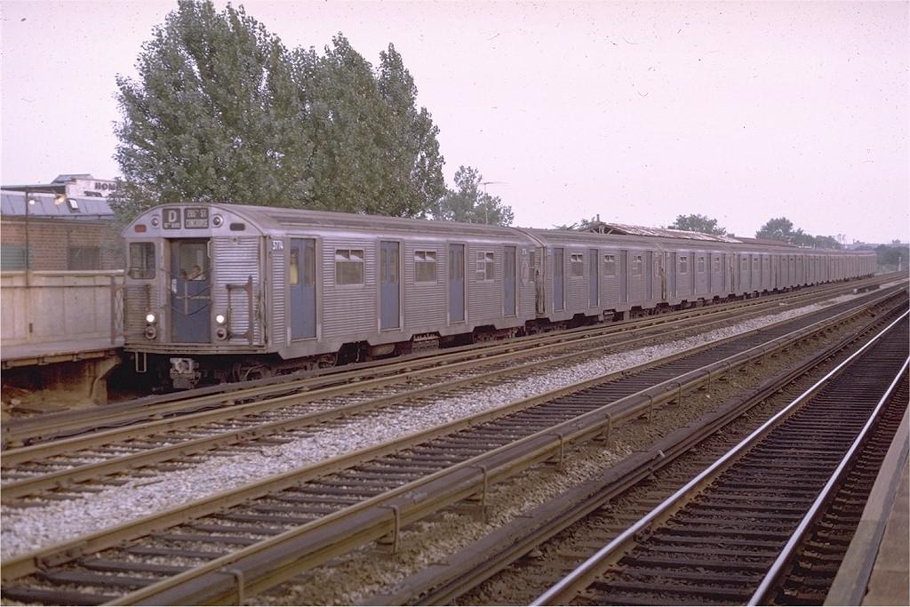 (219k, 1024x683)<br><b>Country:</b> United States<br><b>City:</b> New York<br><b>System:</b> New York City Transit<br><b>Line:</b> BMT Brighton Line<br><b>Location:</b> Neck Road <br><b>Route:</b> D<br><b>Car:</b> R-32 (Budd, 1964)  3774 <br><b>Photo by:</b> Joe Testagrose<br><b>Date:</b> 8/2/1969<br><b>Viewed (this week/total):</b> 1 / 3703