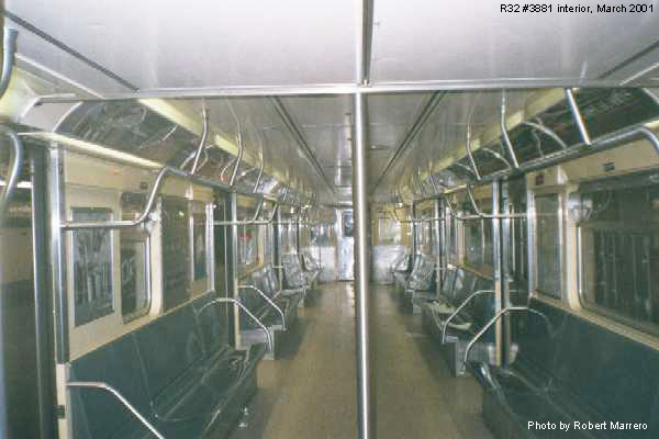 (49k, 600x400)<br><b>Country:</b> United States<br><b>City:</b> New York<br><b>System:</b> New York City Transit<br><b>Car:</b> R-32 (GE Rebuild) 3881 <br><b>Photo by:</b> Robert Marrero<br><b>Date:</b> 3/2001<br><b>Viewed (this week/total):</b> 3 / 9295