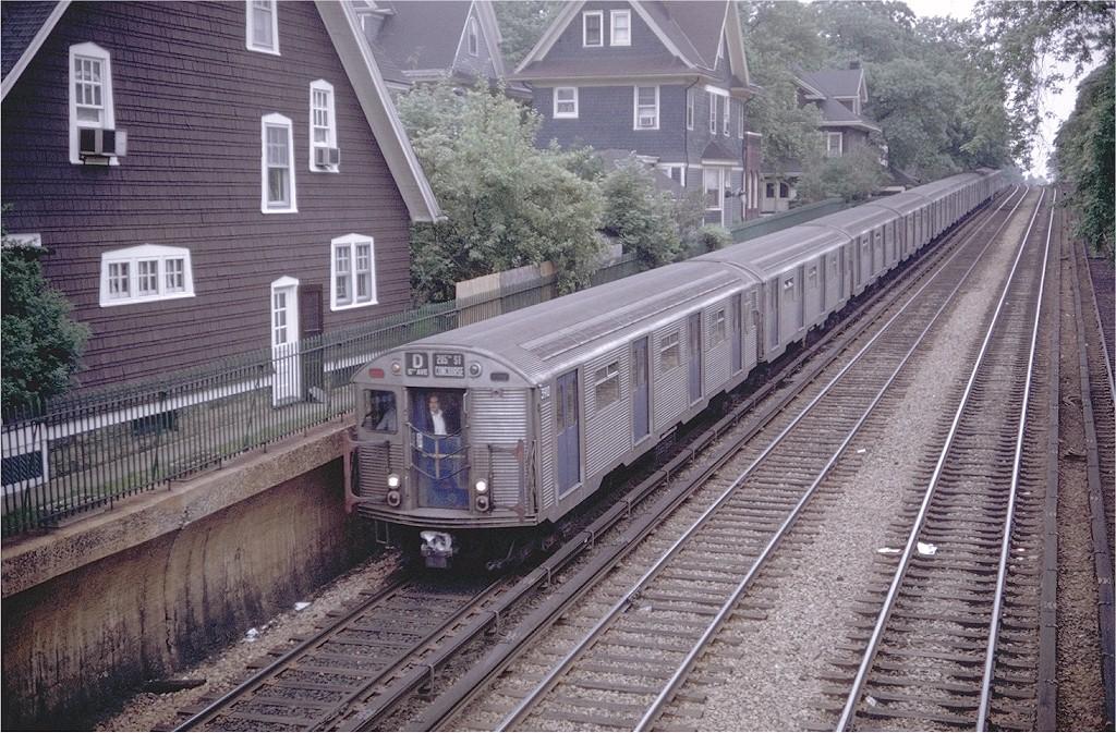 (275k, 1024x673)<br><b>Country:</b> United States<br><b>City:</b> New York<br><b>System:</b> New York City Transit<br><b>Line:</b> BMT Brighton Line<br><b>Location:</b> Newkirk Plaza (fmrly Newkirk Ave.) <br><b>Route:</b> D<br><b>Car:</b> R-32 (Budd, 1964)  3910 <br><b>Photo by:</b> Doug Grotjahn<br><b>Collection of:</b> Joe Testagrose<br><b>Date:</b> 5/24/1969<br><b>Viewed (this week/total):</b> 1 / 5606