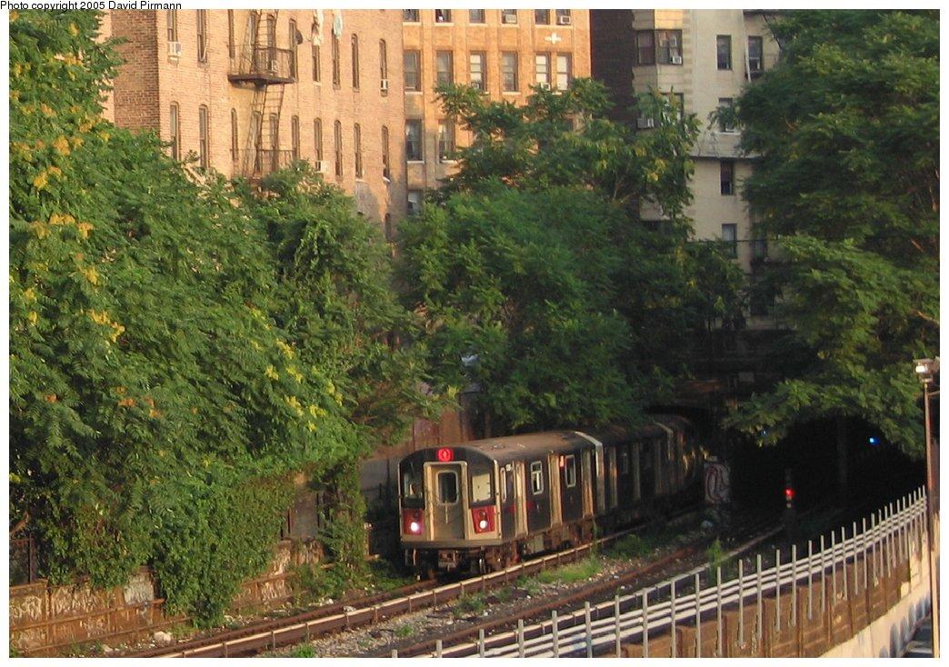 (193k, 1044x734)<br><b>Country:</b> United States<br><b>City:</b> New York<br><b>System:</b> New York City Transit<br><b>Line:</b> IRT Woodlawn Line<br><b>Location:</b> 161st Street/River Avenue (Yankee Stadium) <br><b>Route:</b> 4<br><b>Car:</b> R-142 (Option Order, Bombardier, 2002-2003)  1236 <br><b>Photo by:</b> David Pirmann<br><b>Date:</b> 7/26/2005<br><b>Viewed (this week/total):</b> 3 / 5281