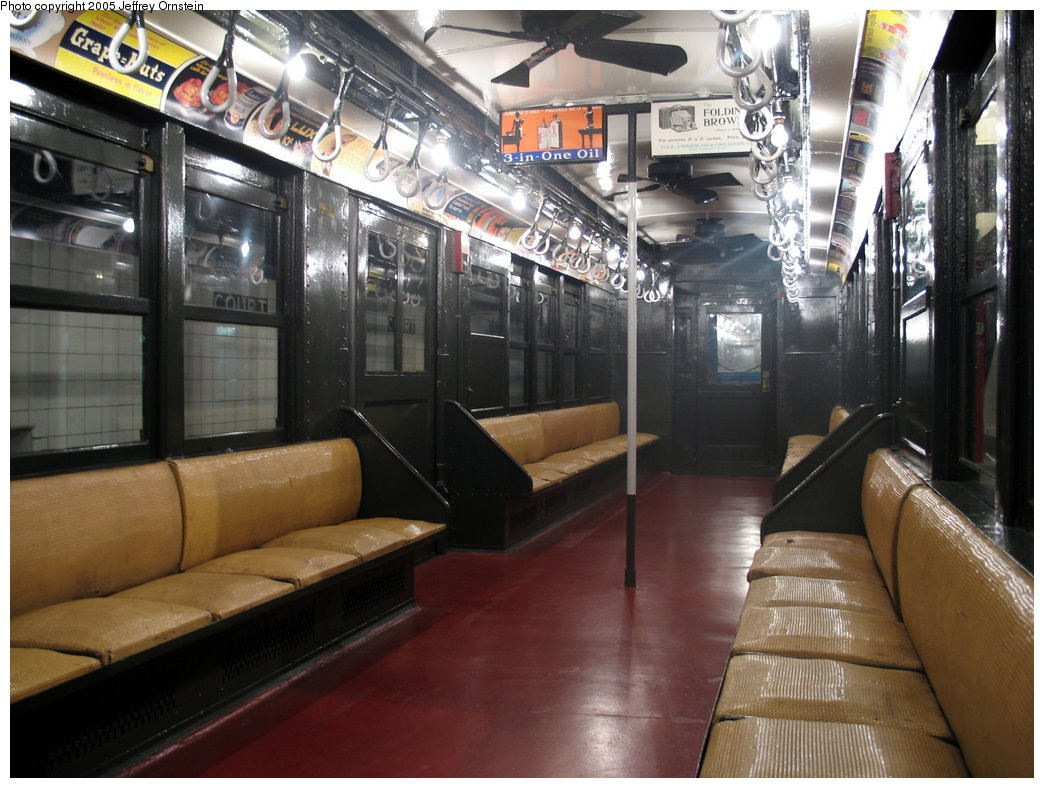 (164k, 1044x788)<br><b>Country:</b> United States<br><b>City:</b> New York<br><b>System:</b> New York City Transit<br><b>Location:</b> New York Transit Museum<br><b>Car:</b> Low-V 4902 <br><b>Photo by:</b> Jeffrey Ornstein<br><b>Date:</b> 8/19/2005<br><b>Viewed (this week/total):</b> 0 / 3768