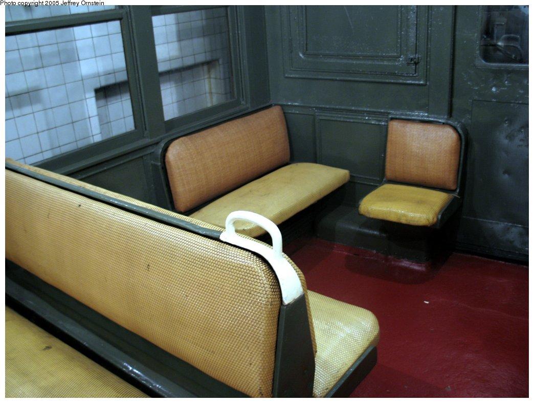 (136k, 1044x788)<br><b>Country:</b> United States<br><b>City:</b> New York<br><b>System:</b> New York City Transit<br><b>Location:</b> New York Transit Museum<br><b>Car:</b> BMT A/B-Type Standard 2204 <br><b>Photo by:</b> Jeffrey Ornstein<br><b>Date:</b> 8/19/2005<br><b>Viewed (this week/total):</b> 6 / 3679