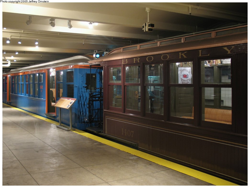 (129k, 1044x787)<br><b>Country:</b> United States<br><b>City:</b> New York<br><b>System:</b> New York City Transit<br><b>Location:</b> New York Transit Museum<br><b>Car:</b> BMT Q 1612C <br><b>Photo by:</b> Jeffrey Ornstein<br><b>Date:</b> 8/19/2005<br><b>Viewed (this week/total):</b> 1 / 3573