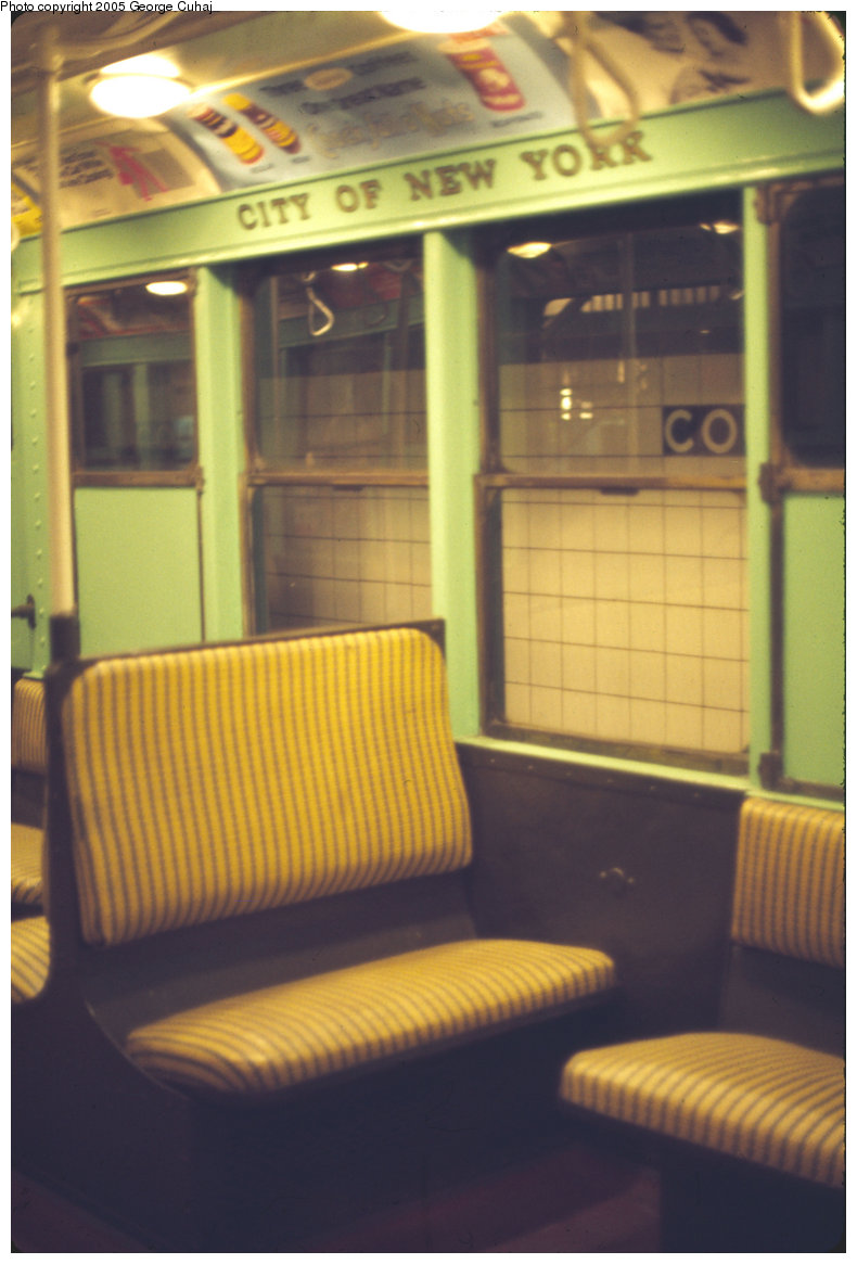 (188k, 790x1165)<br><b>Country:</b> United States<br><b>City:</b> New York<br><b>System:</b> New York City Transit<br><b>Location:</b> New York Transit Museum<br><b>Car:</b> R-4 (American Car & Foundry, 1932-1933) 484 <br><b>Photo by:</b> George Cuhaj<br><b>Date:</b> 7/2/1976<br><b>Viewed (this week/total):</b> 0 / 2665