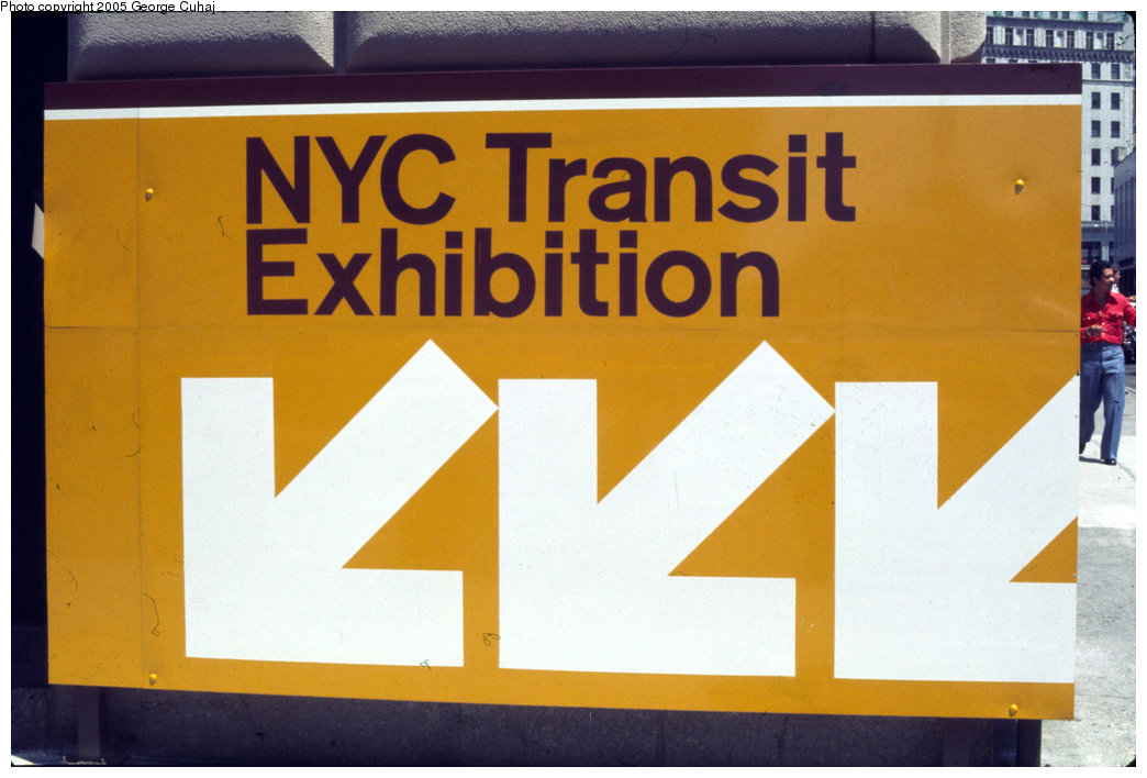 (180k, 1044x708)<br><b>Country:</b> United States<br><b>City:</b> New York<br><b>System:</b> New York City Transit<br><b>Location:</b> New York Transit Museum<br><b>Photo by:</b> George Cuhaj<br><b>Date:</b> 7/2/1976<br><b>Viewed (this week/total):</b> 4 / 3895