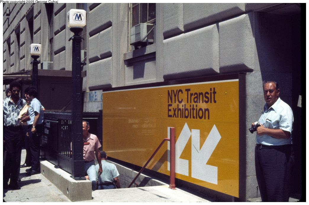 (189k, 1044x693)<br><b>Country:</b> United States<br><b>City:</b> New York<br><b>System:</b> New York City Transit<br><b>Location:</b> New York Transit Museum<br><b>Photo by:</b> George Cuhaj<br><b>Date:</b> 7/2/1976<br><b>Viewed (this week/total):</b> 3 / 7550