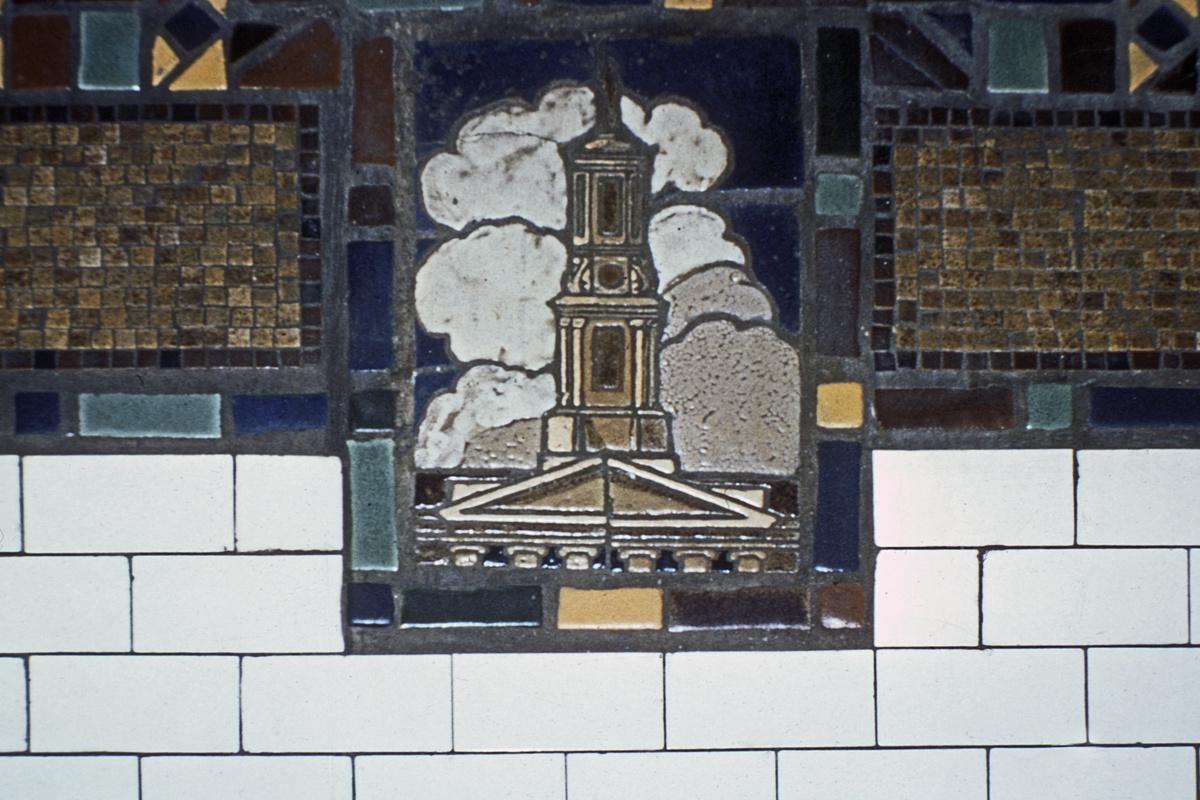 (328k, 1024x683)<br><b>Country:</b> United States<br><b>City:</b> New York<br><b>System:</b> New York City Transit<br><b>Line:</b> IRT Brooklyn Line<br><b>Location:</b> Borough Hall (West Side Branch) <br><b>Collection of:</b> David Pirmann<br><b>Viewed (this week/total):</b> 1 / 2059