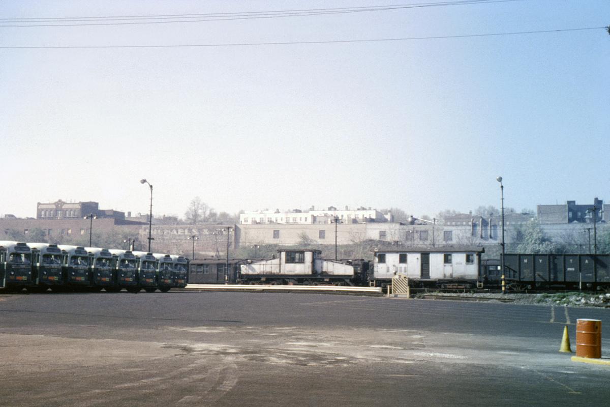 (340k, 1044x765)<br><b>Country:</b> United States<br><b>City:</b> New York<br><b>System:</b> New York City Transit<br><b>Location:</b> 36th Street Yard<br><b>Car:</b> SBK Steeplecab 6 <br><b>Collection of:</b> David Pirmann<br><b>Viewed (this week/total):</b> 0 / 2744