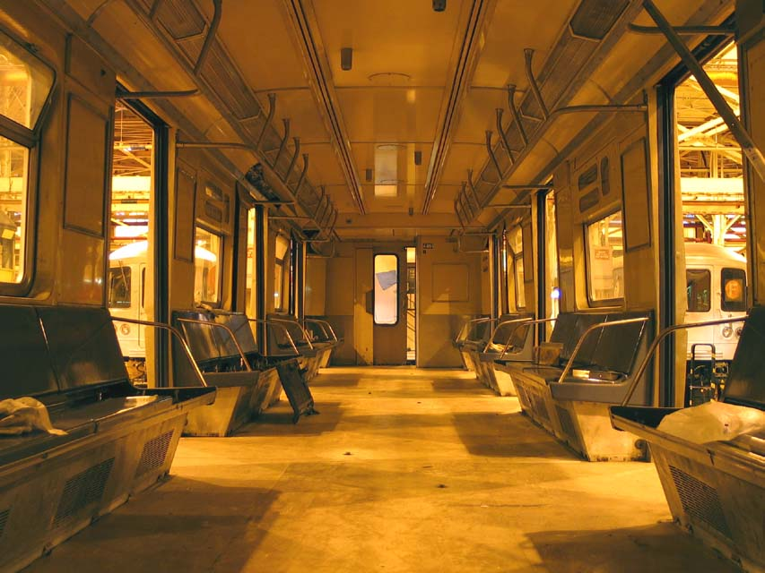 (103k, 853x640)<br><b>Country:</b> United States<br><b>City:</b> New York<br><b>System:</b> New York City Transit<br><b>Location:</b> Coney Island Shop/Overhaul & Repair Shop<br><b>Car:</b> R-40 (St. Louis, 1968)  4461 <br><b>Photo by:</b> Michael Pompili<br><b>Date:</b> 7/13/2004<br><b>Viewed (this week/total):</b> 0 / 3062