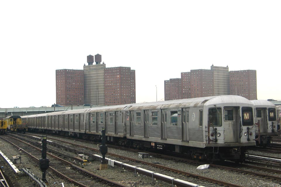 (97k, 960x640)<br><b>Country:</b> United States<br><b>City:</b> New York<br><b>System:</b> New York City Transit<br><b>Location:</b> Coney Island Yard<br><b>Car:</b> R-42 (St. Louis, 1969-1970)  4653 <br><b>Photo by:</b> Michael Pompili<br><b>Date:</b> 4/3/2004<br><b>Viewed (this week/total):</b> 1 / 2696