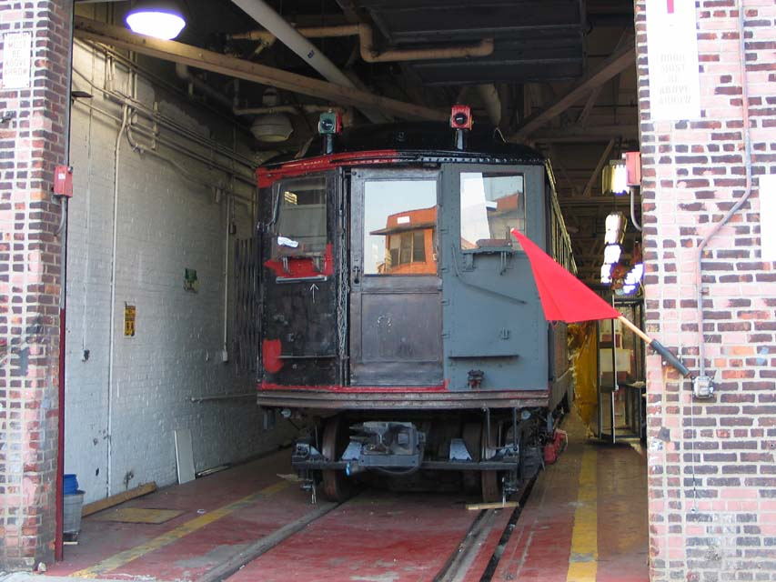 (104k, 853x640)<br><b>Country:</b> United States<br><b>City:</b> New York<br><b>System:</b> New York City Transit<br><b>Location:</b> Coney Island Shop-Paint Shop<br><b>Car:</b> Low-V (Museum Train) 5290 <br><b>Photo by:</b> Michael Pompili<br><b>Date:</b> 6/29/2004<br><b>Viewed (this week/total):</b> 0 / 2847