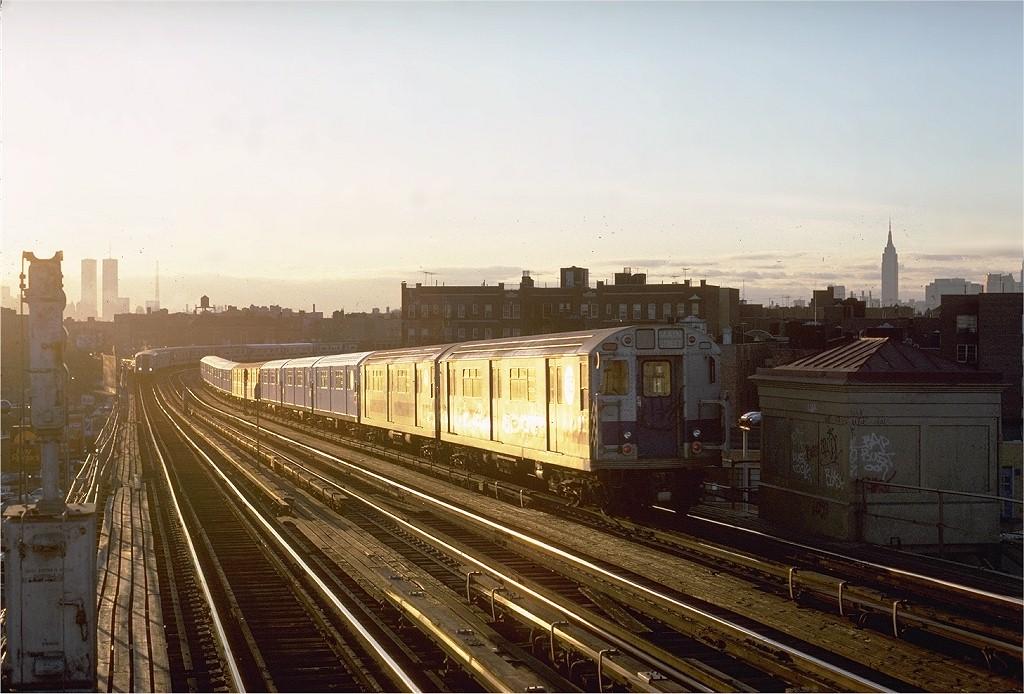(189k, 1024x694)<br><b>Country:</b> United States<br><b>City:</b> New York<br><b>System:</b> New York City Transit<br><b>Line:</b> IRT Flushing Line<br><b>Location:</b> 52nd Street/Lincoln Avenue <br><b>Route:</b> 7<br><b>Car:</b> R-36 World's Fair (St. Louis, 1963-64) 9578 <br><b>Photo by:</b> Steve Zabel<br><b>Collection of:</b> Joe Testagrose<br><b>Date:</b> 12/10/1981<br><b>Viewed (this week/total):</b> 0 / 3374