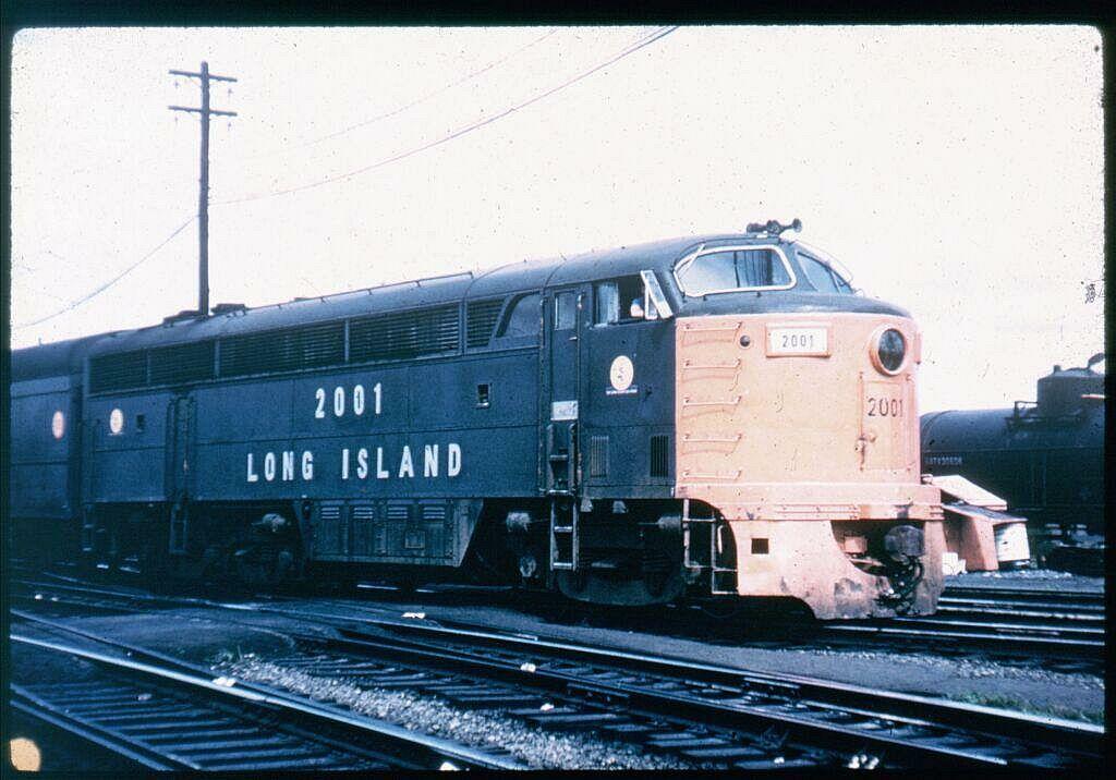 (107k, 1024x716)<br><b>Country:</b> United States<br><b>City:</b> New York<br><b>System:</b> Long Island Rail Road<br><b>Line:</b> LIRR Long Island City<br><b>Location:</b> Richmond Hill <br><b>Car:</b> LIRR Fairbanks-Morse FP-20 (Diesel)  2001 <br><b>Photo by:</b> Steve Hoskins<br><b>Notes:</b> 1960s<br><b>Viewed (this week/total):</b> 1 / 1358