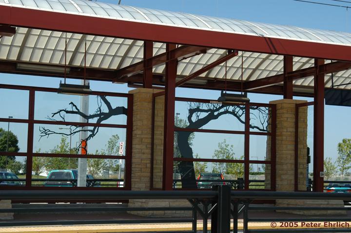 (168k, 720x478)<br><b>Country:</b> United States<br><b>City:</b> Minneapolis, MN<br><b>System:</b> MNDOT Light Rail Transit<br><b>Line:</b> Hiawatha Line<br><b>Location:</b> <b><u>28th Ave. </b></u><br><b>Photo by:</b> Peter Ehrlich<br><b>Date:</b> 8/27/2005<br><b>Notes:</b> Artwork at 28th Avenue Station.<br><b>Viewed (this week/total):</b> 1 / 1228