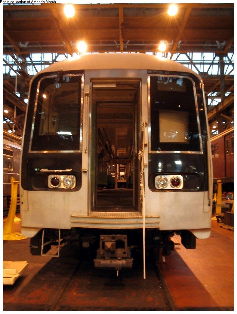 (133k, 788x1044)<br><b>Country:</b> United States<br><b>City:</b> New York<br><b>System:</b> New York City Transit<br><b>Location:</b> 207th Street Shop<br><b>Car:</b> R-110B (Bombardier, 1992) 3001 <br><b>Collection of:</b> Amanda Marsh<br><b>Date:</b> 7/18/2004<br><b>Viewed (this week/total):</b> 2 / 4429