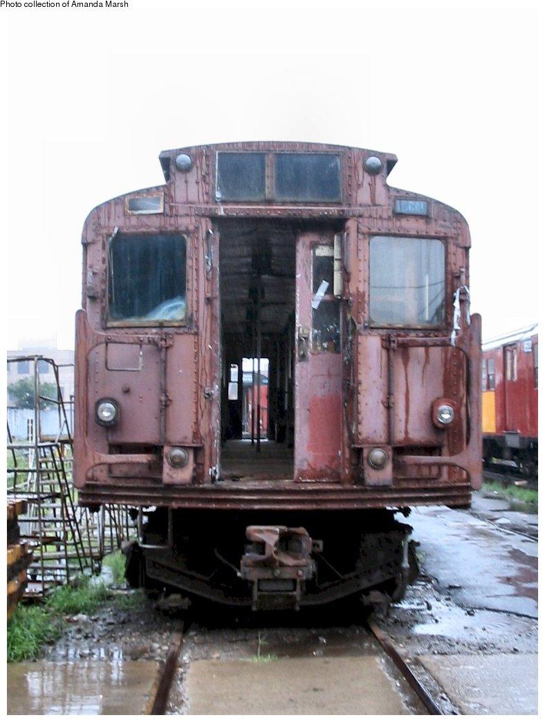 (130k, 788x1044)<br><b>Country:</b> United States<br><b>City:</b> New York<br><b>System:</b> New York City Transit<br><b>Location:</b> 207th Street Yard<br><b>Car:</b> R-6-1 (Pressed Steel, 1936)  1300 <br><b>Collection of:</b> Amanda Marsh<br><b>Date:</b> 7/18/2004<br><b>Viewed (this week/total):</b> 0 / 2717