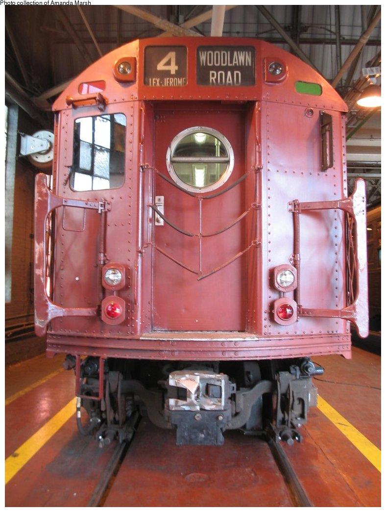 (144k, 788x1044)<br><b>Country:</b> United States<br><b>City:</b> New York<br><b>System:</b> New York City Transit<br><b>Location:</b> 207th Street Yard<br><b>Car:</b> R-17 (St. Louis, 1955-56) 6609 <br><b>Collection of:</b> Amanda Marsh<br><b>Date:</b> 11/5/2004<br><b>Viewed (this week/total):</b> 0 / 5379
