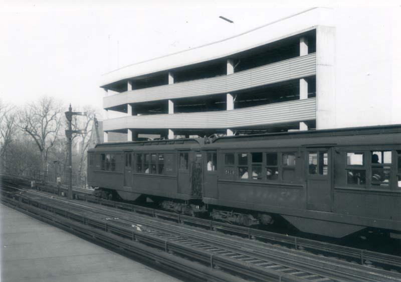 (55k, 800x563)<br><b>Country:</b> United States<br><b>City:</b> New York<br><b>System:</b> New York City Transit<br><b>Line:</b> IRT Woodlawn Line<br><b>Location:</b> Fordham Road <br><b>Car:</b> Low-V 5410 <br><b>Collection of:</b> Christopher Sattler<br><b>Date:</b> 3/26/1963<br><b>Viewed (this week/total):</b> 3 / 2935
