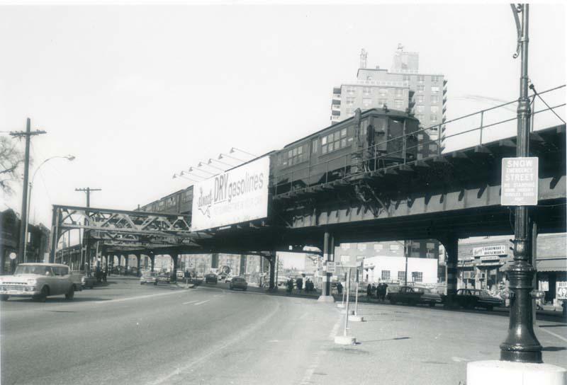 (60k, 800x544)<br><b>Country:</b> United States<br><b>City:</b> New York<br><b>System:</b> New York City Transit<br><b>Line:</b> IRT White Plains Road Line<br><b>Location:</b> Pelham Parkway <br><b>Car:</b> Low-V  <br><b>Collection of:</b> Christopher Sattler<br><b>Date:</b> 3/14/1963<br><b>Viewed (this week/total):</b> 1 / 5416