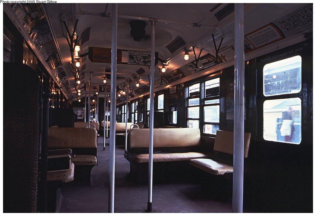 (148k, 1044x714)<br><b>Country:</b> United States<br><b>City:</b> New York<br><b>System:</b> New York City Transit<br><b>Car:</b> BMT A/B-Type Standard 2390-2391-2392 <br><b>Photo by:</b> Stuart Gitlow<br><b>Notes:</b> 1979-Early 1980s.<br><b>Viewed (this week/total):</b> 0 / 2452