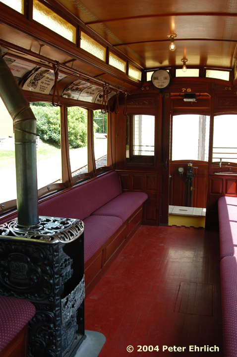 (150k, 478x720)<br><b>Country:</b> United States<br><b>City:</b> Minneapolis, MN<br><b>System:</b> Minnesota Streetcar Museum <br><b>Line:</b> Excelsior Line<br><b>Car:</b>  78 <br><b>Photo by:</b> Peter Ehrlich<br><b>Date:</b> 8/1/2004<br><b>Notes:</b> Duluth 78 interior.<br><b>Viewed (this week/total):</b> 0 / 1321