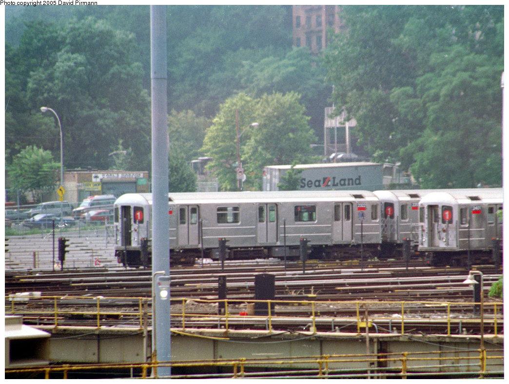 (257k, 1044x788)<br><b>Country:</b> United States<br><b>City:</b> New York<br><b>System:</b> New York City Transit<br><b>Location:</b> 240th Street Yard<br><b>Car:</b> R-62A (Bombardier, 1984-1987)  2322 <br><b>Photo by:</b> David Pirmann<br><b>Date:</b> 9/8/1996<br><b>Viewed (this week/total):</b> 0 / 5322