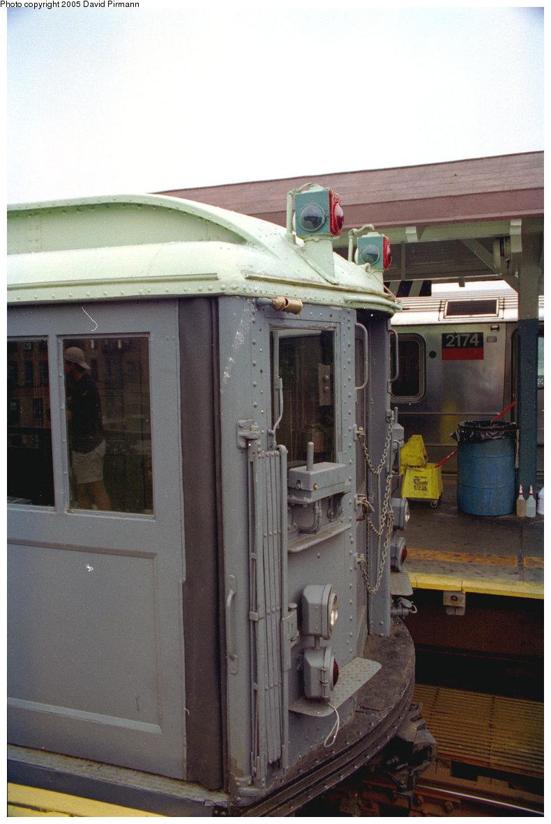 (192k, 790x1182)<br><b>Country:</b> United States<br><b>City:</b> New York<br><b>System:</b> New York City Transit<br><b>Line:</b> IRT West Side Line<br><b>Location:</b> 242nd Street/Van Cortlandt Park <br><b>Route:</b> Fan Trip<br><b>Car:</b> Low-V (Museum Train) 5443 <br><b>Photo by:</b> David Pirmann<br><b>Date:</b> 9/8/1996<br><b>Viewed (this week/total):</b> 0 / 2251