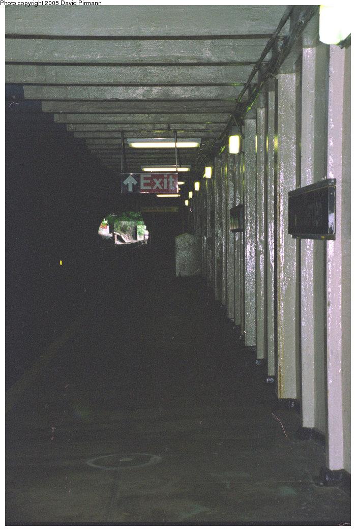(179k, 700x1044)<br><b>Country:</b> United States<br><b>City:</b> New York<br><b>System:</b> New York City Transit<br><b>Line:</b> BMT Franklin<br><b>Location:</b> Botanic Garden <br><b>Photo by:</b> David Pirmann<br><b>Date:</b> 7/18/1998<br><b>Viewed (this week/total):</b> 0 / 2859