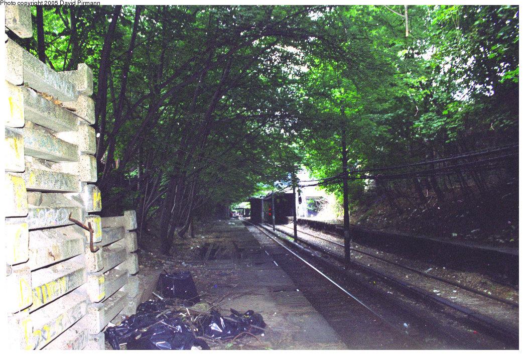(329k, 1044x707)<br><b>Country:</b> United States<br><b>City:</b> New York<br><b>System:</b> New York City Transit<br><b>Line:</b> BMT Franklin<br><b>Location:</b> Botanic Garden <br><b>Photo by:</b> David Pirmann<br><b>Date:</b> 7/18/1998<br><b>Viewed (this week/total):</b> 1 / 2889