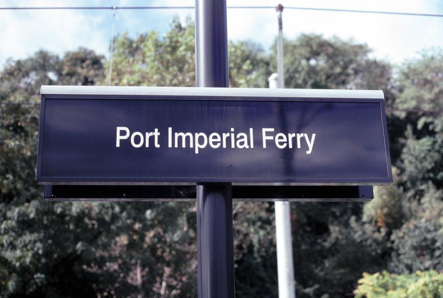 (160k, 893x600)<br><b>Country:</b> United States<br><b>City:</b> Weehawken, NJ<br><b>System:</b> Hudson Bergen Light Rail<br><b>Location:</b> Port Imperial <br><b>Photo by:</b> Chris Leverett<br><b>Date:</b> 10/16/2004<br><b>Viewed (this week/total):</b> 0 / 1692